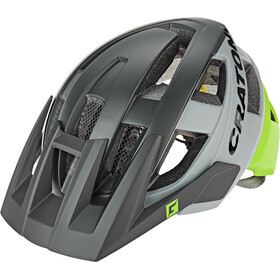 Cratoni AllSet Casque De Vtt, black/lime matte